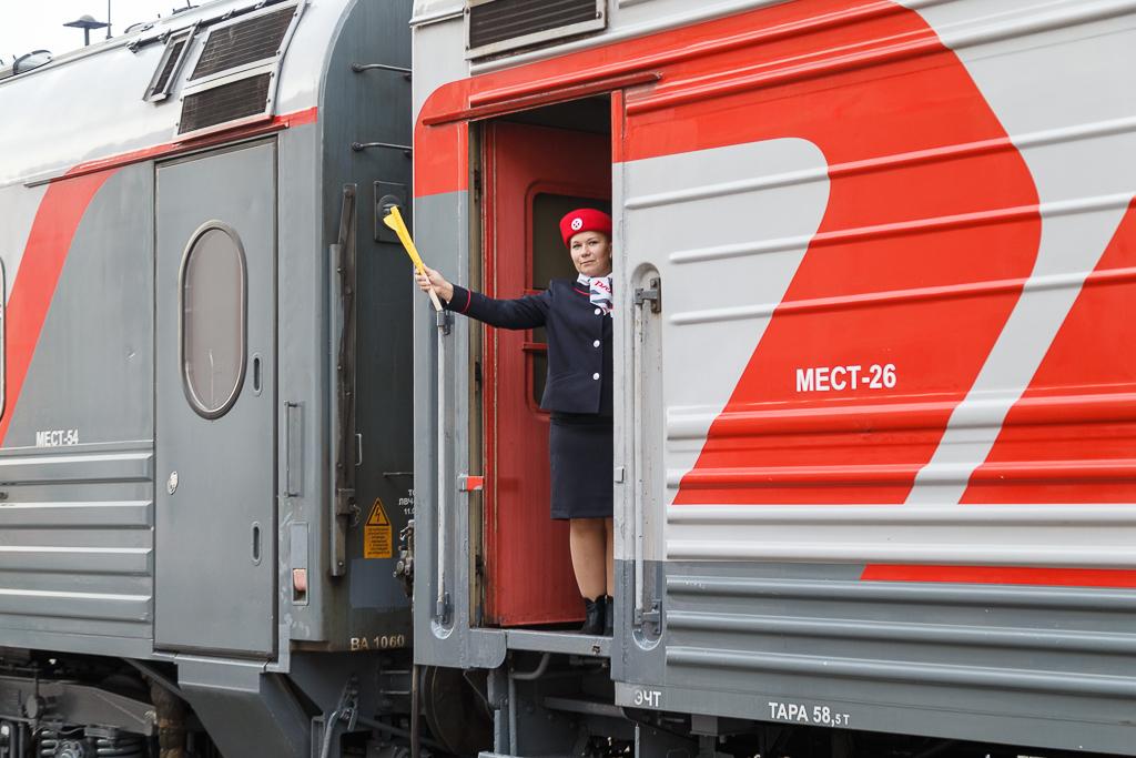 4d4a7632e25e ... курсировать дневной экспресс «Сыктывкар-Усинск». Первый рейс из столицы  республики отправился в 7 часов утра. Скорый поезд доставит пассажиров к  месту ...